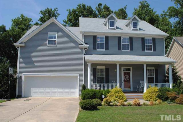 1029 Crystalwater Drive, Fuquay Varina, NC 27526 (#2203638) :: The Perry Group