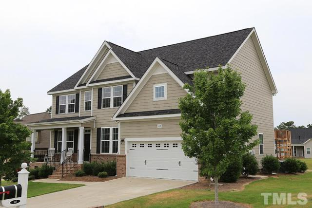 40 Pebble Creek Drive, Angier, NC 27501 (#2203799) :: M&J Realty Group