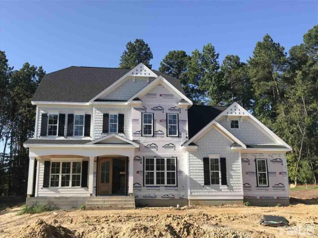 219 Harewood Place Lot 398, Fuquay Varina, NC 27526 (#2203848) :: The Jim Allen Group