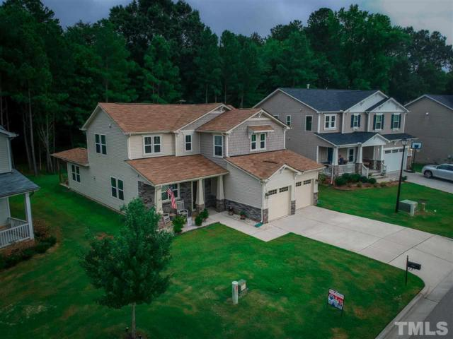 1241 Bellreng Drive, Wake Forest, NC 27587 (#2203976) :: The Jim Allen Group