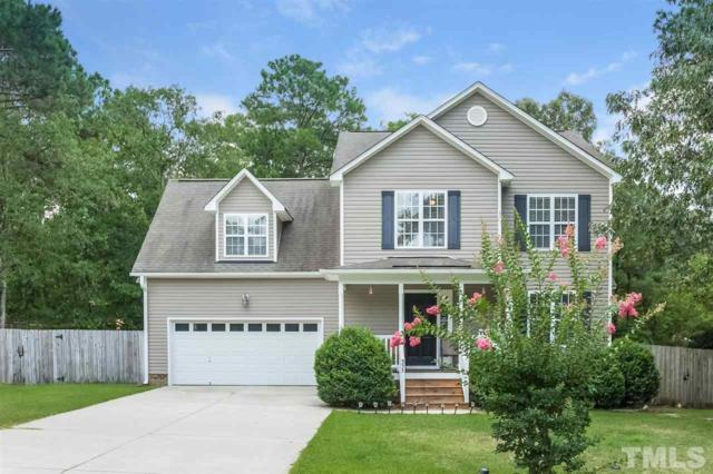 333 Cabin Grove Court, Angier, NC 27501 (#2204154) :: The Jim Allen Group