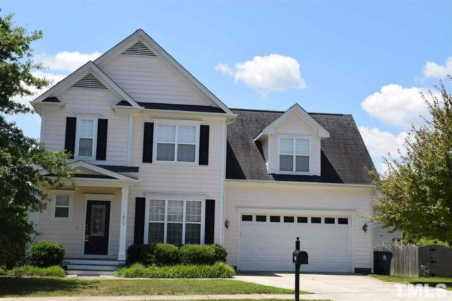 1013 Village River Drive, Knightdale, NC 27545 (#2204182) :: The Jim Allen Group