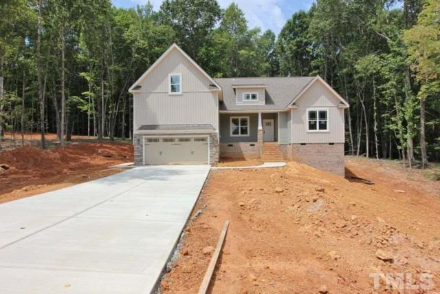 1319 Sourwood Drive, Wake Forest, NC 27587 (#2204240) :: M&J Realty Group