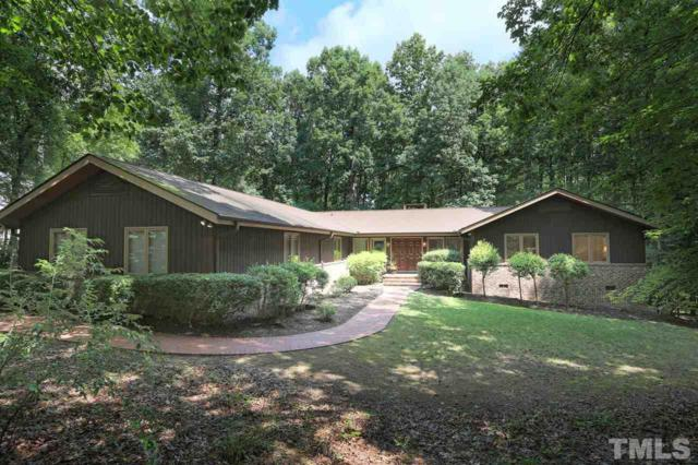 702 Kensington Drive, Chapel Hill, NC 27514 (#2204341) :: M&J Realty Group
