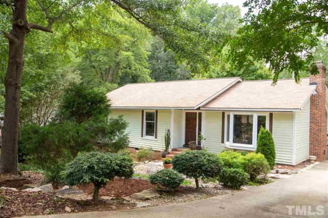 307 Wyatts Pond Lane, Cary, NC 27513 (#2204393) :: The Abshure Realty Group