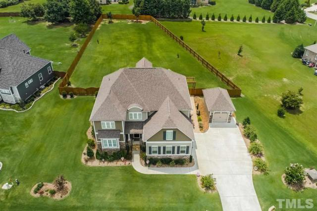 4604 Sharpecroft Way, Holly Springs, NC 27540 (#2204451) :: The Jim Allen Group