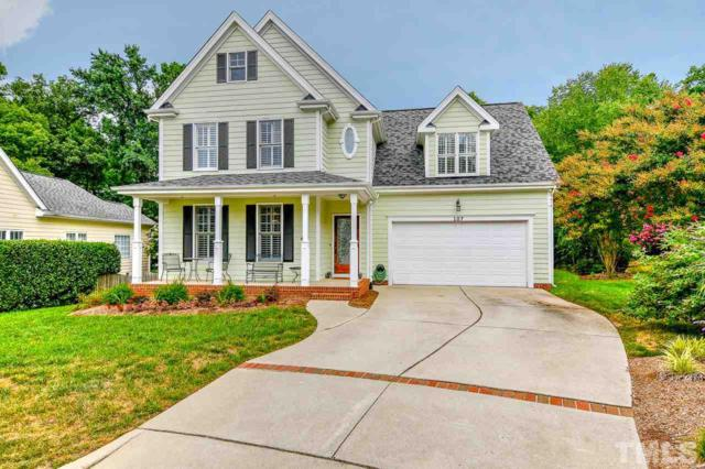107 Kenneil Court, Apex, NC 27502 (#2204517) :: Raleigh Cary Realty
