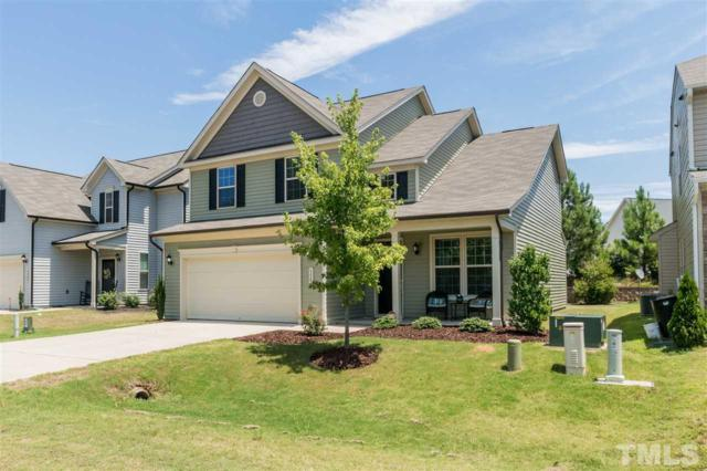 158 Outwater Ridge Drive, Garner, NC 27529 (#2204726) :: Better Homes & Gardens | Go Realty