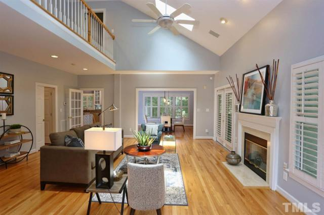 316 E Columbia Place, Chapel Hill, NC 27516 (#2204753) :: The Abshure Realty Group