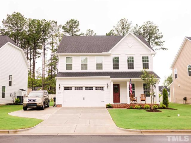 2920 Landon Ridge Drive, New Hill, NC 27562 (#2204886) :: The Abshure Realty Group