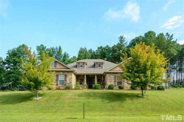 46 Spring Haven Lane, Willow Spring(s), NC 27592 (#2204992) :: The Perry Group