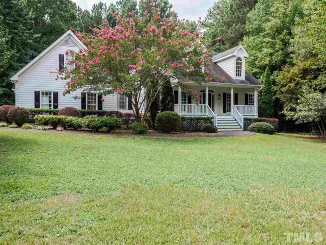 7421 Heartland Drive, Wake Forest, NC 27587 (#2205143) :: The Abshure Realty Group