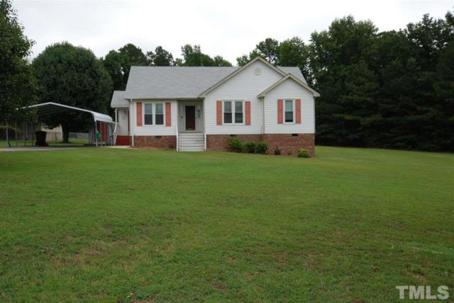 124 Shady Meadows Lane, Clayton, NC 27520 (#2205250) :: Better Homes & Gardens | Go Realty