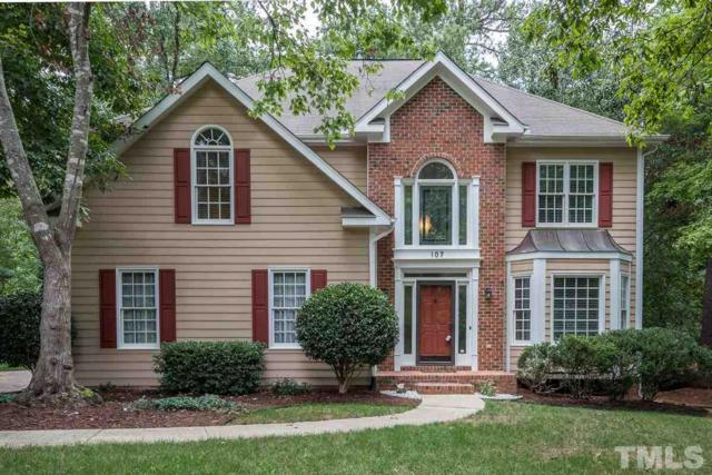 107 Langdale Place, Cary, NC 27513 (#2205255) :: Raleigh Cary Realty