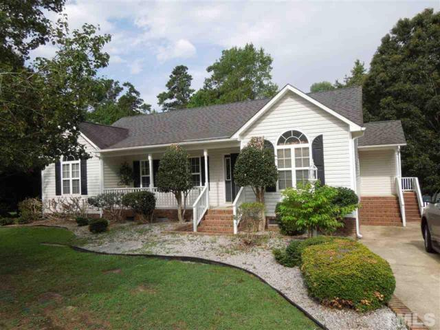 225 Goldfield Drive, Garner, NC 27529 (#2205552) :: The Jim Allen Group