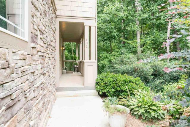 4831 Crestmore Road #102, Raleigh, NC 27612 (#2205622) :: The Jim Allen Group