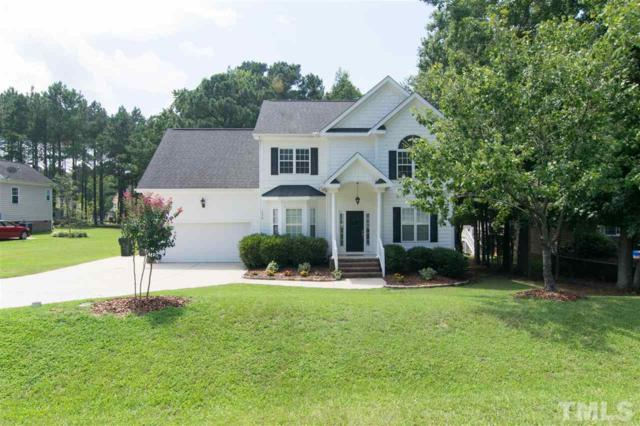 1019 Trumpet Vine Court, Wendell, NC 27591 (#2205739) :: The Jim Allen Group
