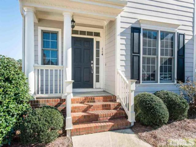 114 Madison Grove Place, Cary, NC 27519 (#2205782) :: The Abshure Realty Group