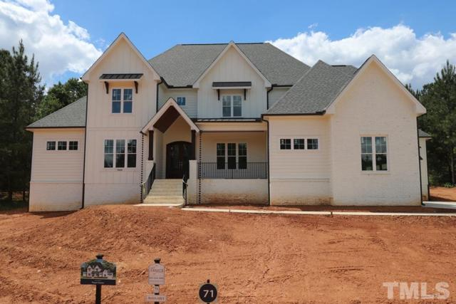 7605 Dover Hills Drive, Wake Forest, NC 27587 (#2205845) :: The Perry Group
