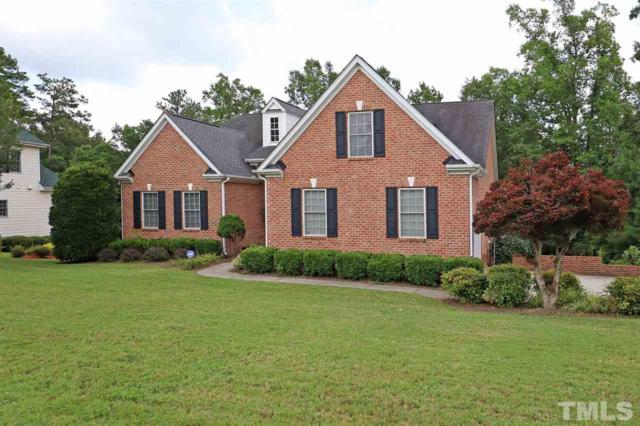 3013 Oak Bridge Drive, Raleigh, NC 27610 (#2206112) :: The Jim Allen Group
