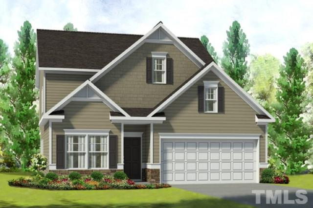 116 Vandora Hills Place #33, Garner, NC 27529 (#2206259) :: Rachel Kendall Team