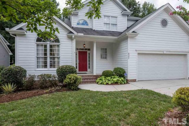 6327 Cedar Waters Drive, Raleigh, NC 27607 (#2206589) :: The Perry Group