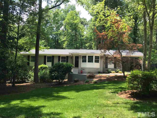 804 Tinkerbell Road, Chapel Hill, NC 27517 (#2206628) :: The Jim Allen Group