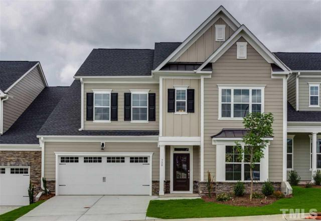 728 Chelsea Grove Drive #19, Cary, NC 27519 (#2206691) :: The Abshure Realty Group