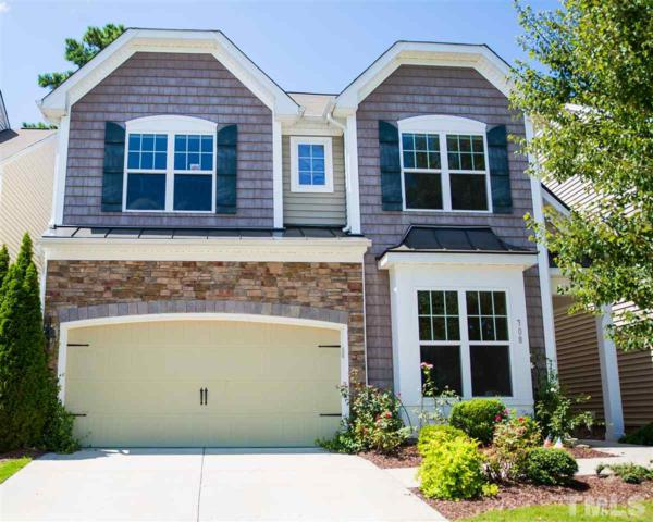 708 Garden Square Lane, Morrisville, NC 27560 (#2206721) :: The Abshure Realty Group