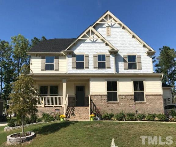 3550 Jordan Shires Drive, New Hill, NC 27562 (#2206784) :: The Abshure Realty Group