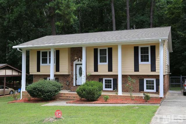 616 Atchison Street, Garner, NC 27529 (#2206785) :: The Perry Group