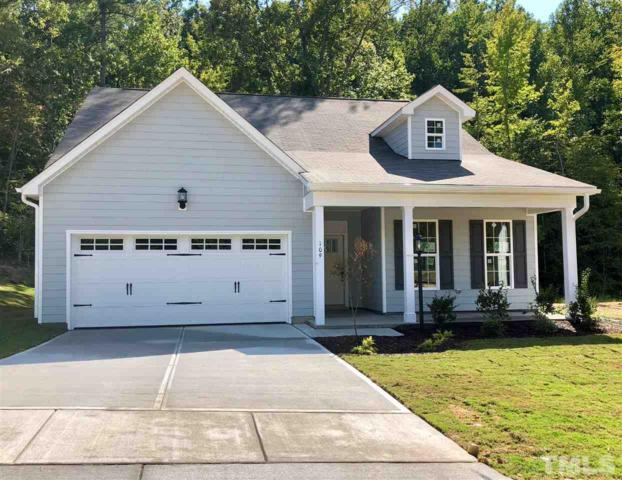 109 Timber Creek Path #229, Chapel Hill, NC 27517 (#2206831) :: The Abshure Realty Group