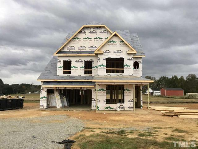 140 Southern Acres Drive, Fuquay Varina, NC 27526 (#2206869) :: The Perry Group