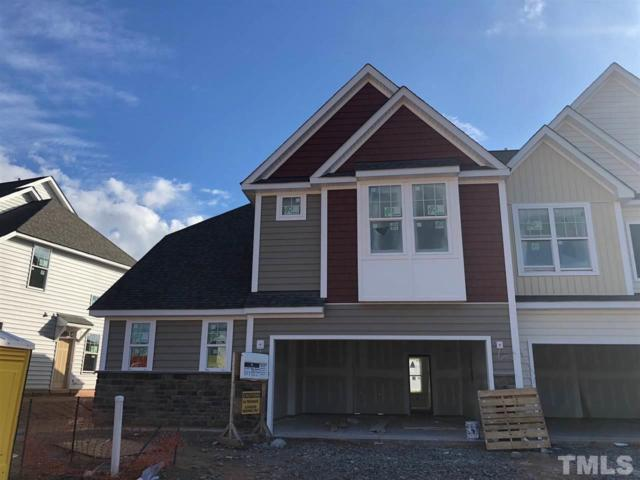121 Shale Creek Drive, Durham, NC 27703 (#2206873) :: The Perry Group