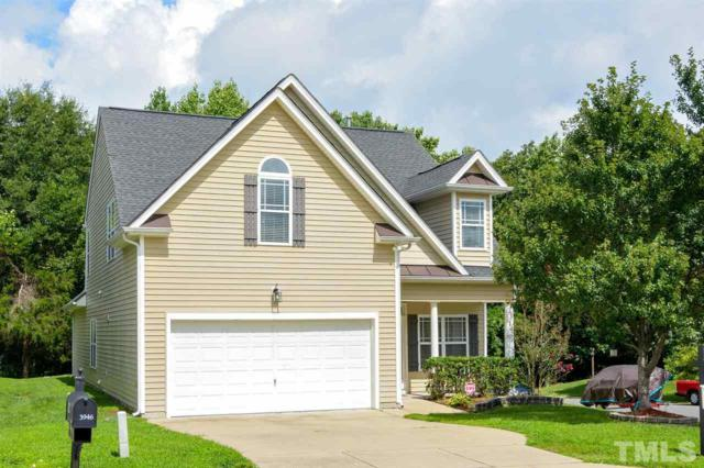 3942 Cane Garden Drive, Raleigh, NC 27610 (#2206929) :: The Abshure Realty Group