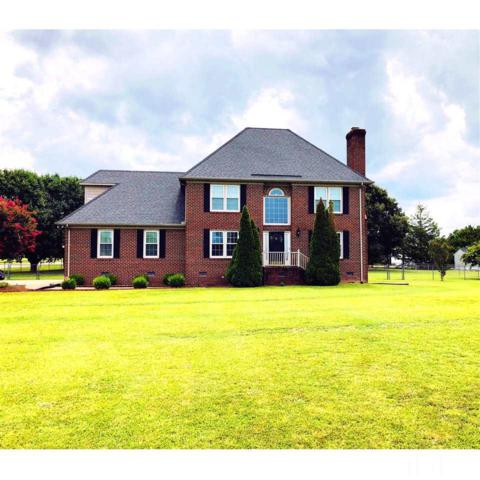 1339 Red Oak Road, Nashville, NC 27856 (#2207204) :: The Perry Group