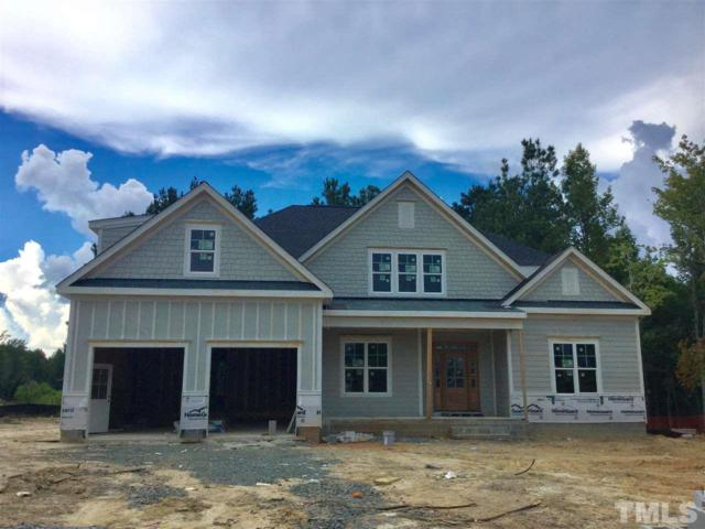 41 Beech Slope Court, Chapel Hill, NC 27517 (#2207405) :: The Abshure Realty Group