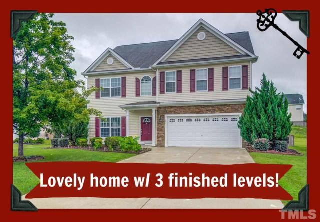 12 Drexel Court, Clayton, NC 27520 (#2207414) :: The Perry Group