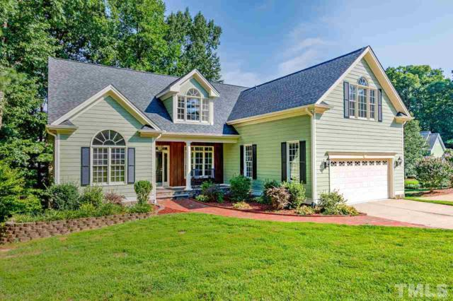 5400 Willow Bridge Lane, Fuquay Varina, NC 27526 (#2207497) :: The Abshure Realty Group