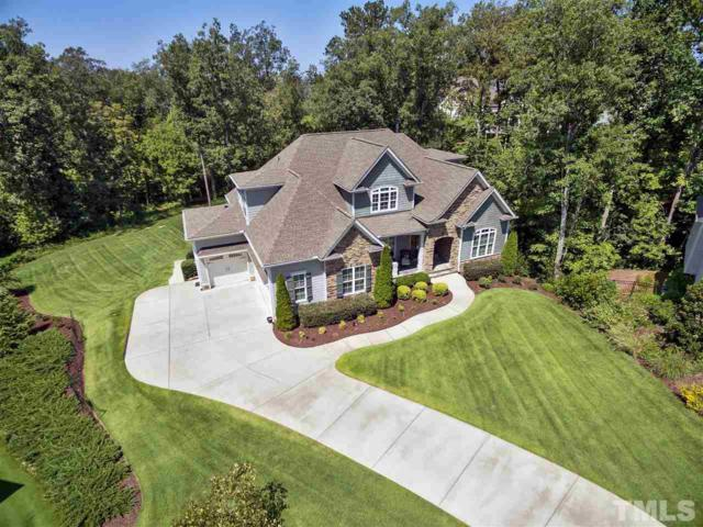 100 Morning Oaks Drive, Holly Springs, NC 27540 (#2207636) :: The Abshure Realty Group
