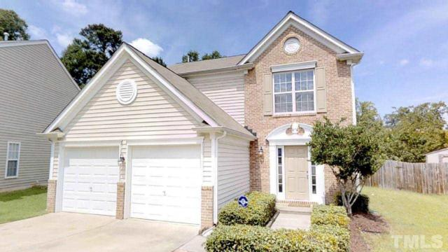 5151 Wetlands Drive, Raleigh, NC 27610 (#2207692) :: Raleigh Cary Realty