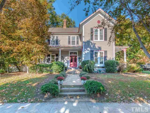 239 N Main Street, Wake Forest, NC 27587 (#2207698) :: M&J Realty Group