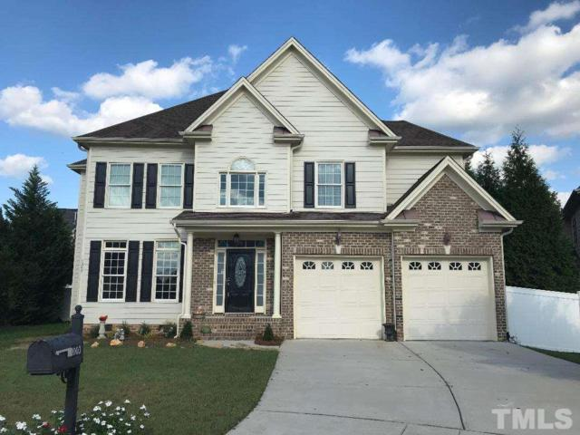 1003 Laurel Haven Drive, Knightdale, NC 27545 (#2208088) :: The Perry Group