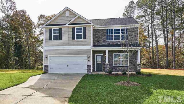 1232 Turkey Trot Road, Wendell, NC 27591 (#2208190) :: The Perry Group