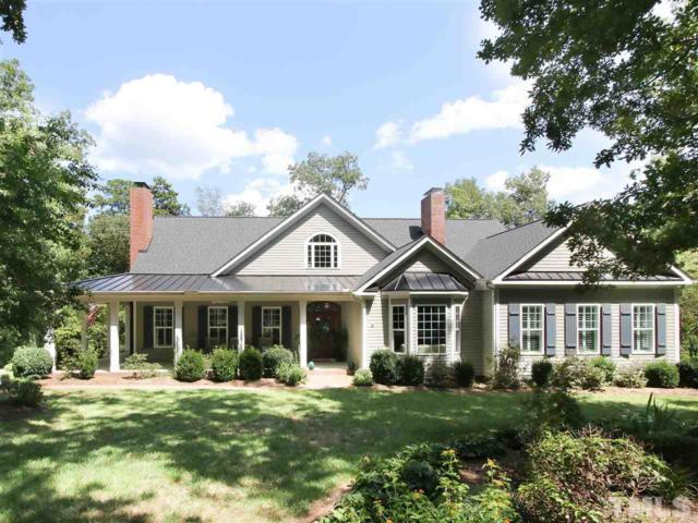 805 Old Mill Road, Chapel Hill, NC 27514 (#2208205) :: Marti Hampton Team - Re/Max One Realty