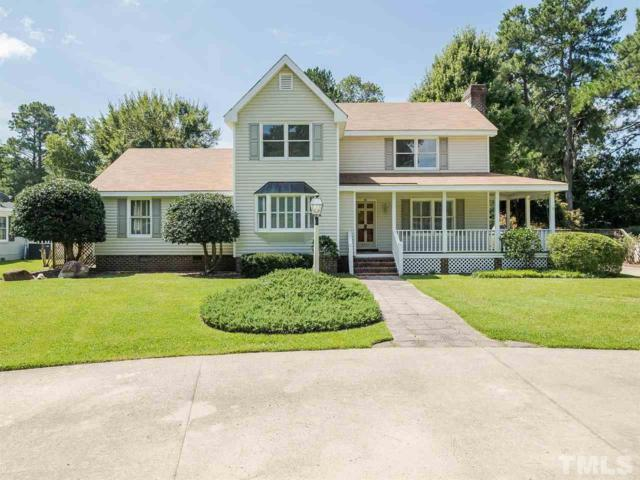 3405 Hawthorne Road, Rocky Mount, NC 27804 (#2208291) :: Raleigh Cary Realty