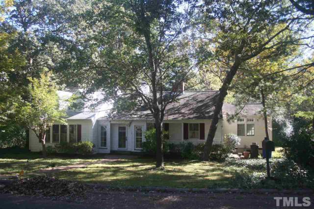 12 Oakwood Drive, Chapel Hill, NC 27517 (#2208403) :: The Perry Group