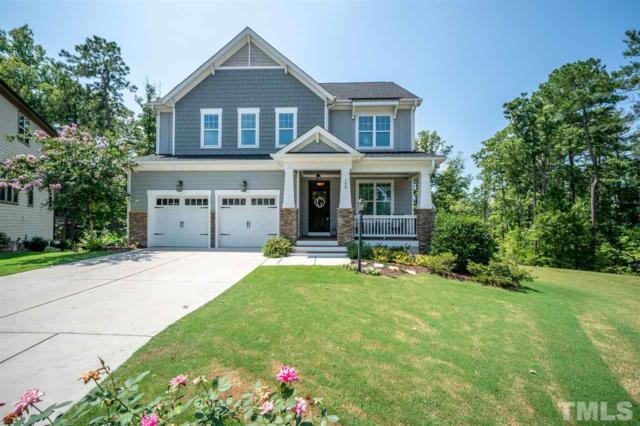 108 Jumping Creek Court, Holly Springs, NC 27540 (#2208680) :: The Jim Allen Group