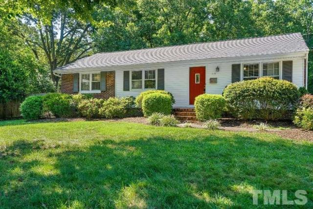319 W Cornwall Road, Cary, NC 27511 (#2208827) :: The Abshure Realty Group