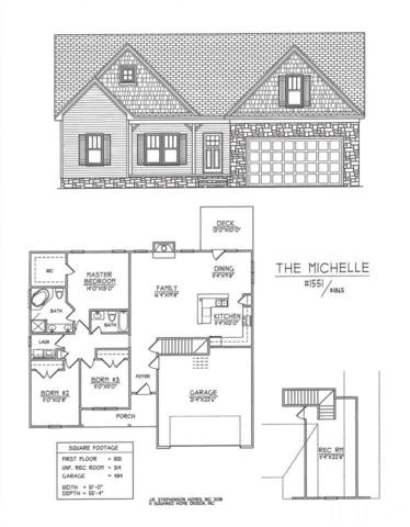 105 Northfield Place, Goldsboro, NC 27534 (#2208907) :: Rachel Kendall Team